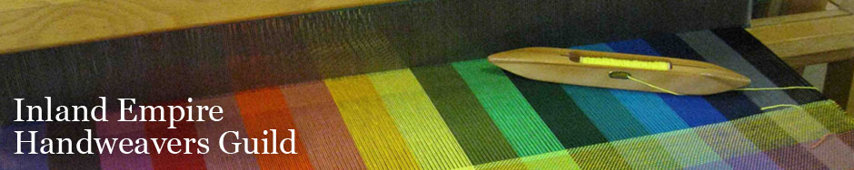 Inland Empire Handweavers Guild
