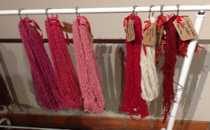 Cochineal Yarn